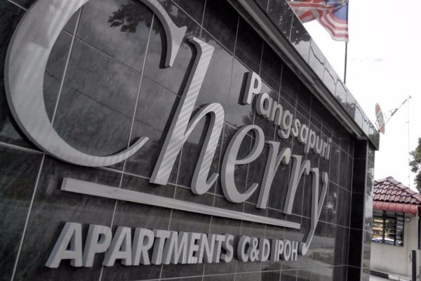 Cherry Apartment's cover picture