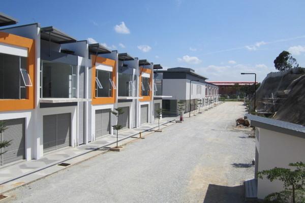 Arab-Malaysian Industrial Park in Negeri Sembilan