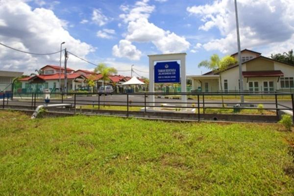 Taman Bentara in Telok Panglima Garang