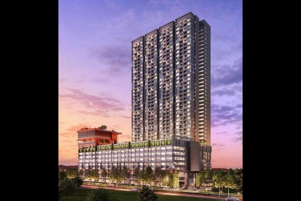 The Holmes 2 in Bandar Tun Razak