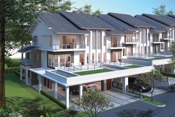 Serissa Terrace in Denai Alam