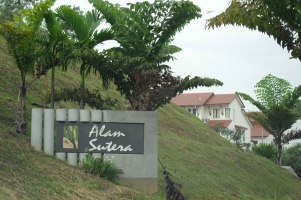 Alam Sutera's cover picture