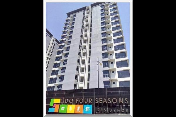 Lido Four Seasons Residence in Sabah