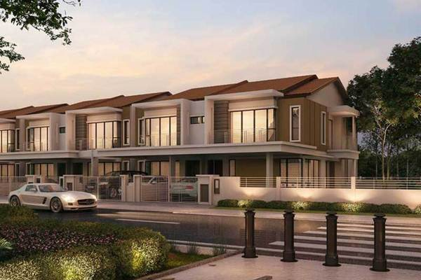 Ixora 2 Residences in Bandar Seri Coalfields