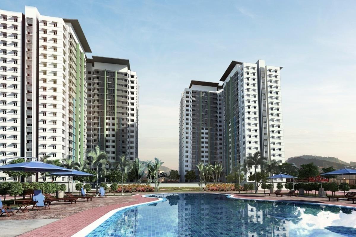 De Centrum Unipark Condominium Photo Gallery 0