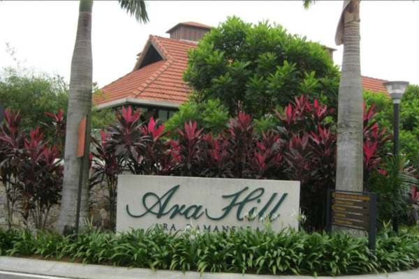 Ara Hill's cover picture