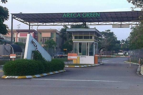 Areca Green in Setia Tropika
