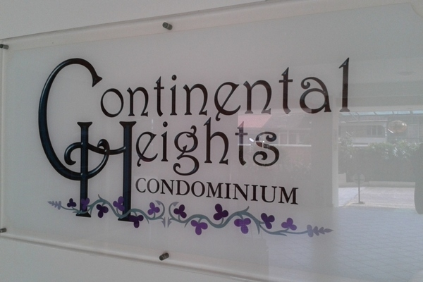Continental Heights in Kuchai Lama