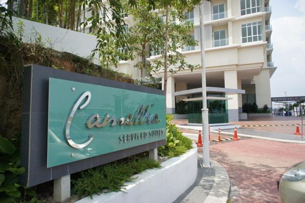 Camellia in Bangsar South
