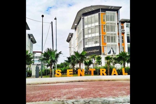 Bangi Sentral in Bandar Baru Bangi