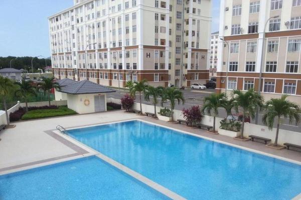 Angkasa Apartment's cover picture