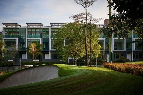 East Residence @ KLGCC Resort in Kuala Lumpur