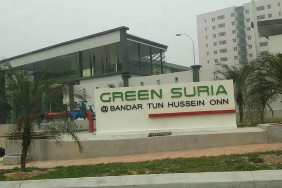 Green Suria Apartment Photo Gallery 0