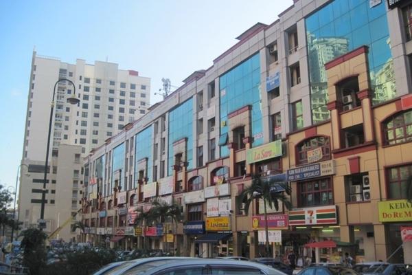 Pelangi Business Centre in Mutiara Damansara
