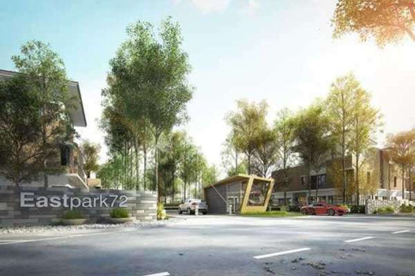Eastpark 72's cover picture