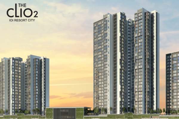 The Clio 2 Residences's cover picture