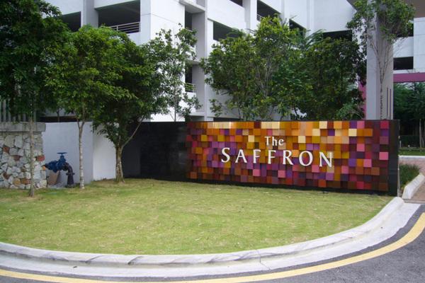 The Saffron's cover picture