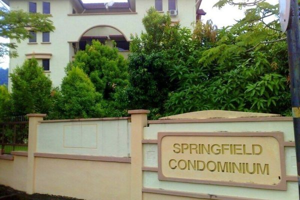 Springfield in Sungai Ara