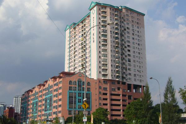 Menara KLH in Sentul