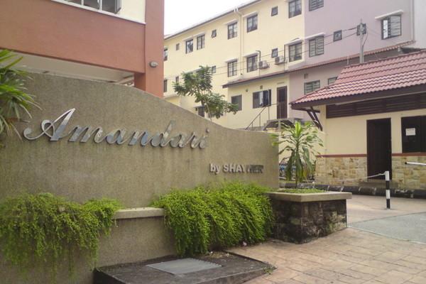 Amandari in Segambut