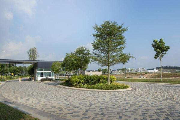 Estuari Gardens @ Estuari in Puteri Harbour