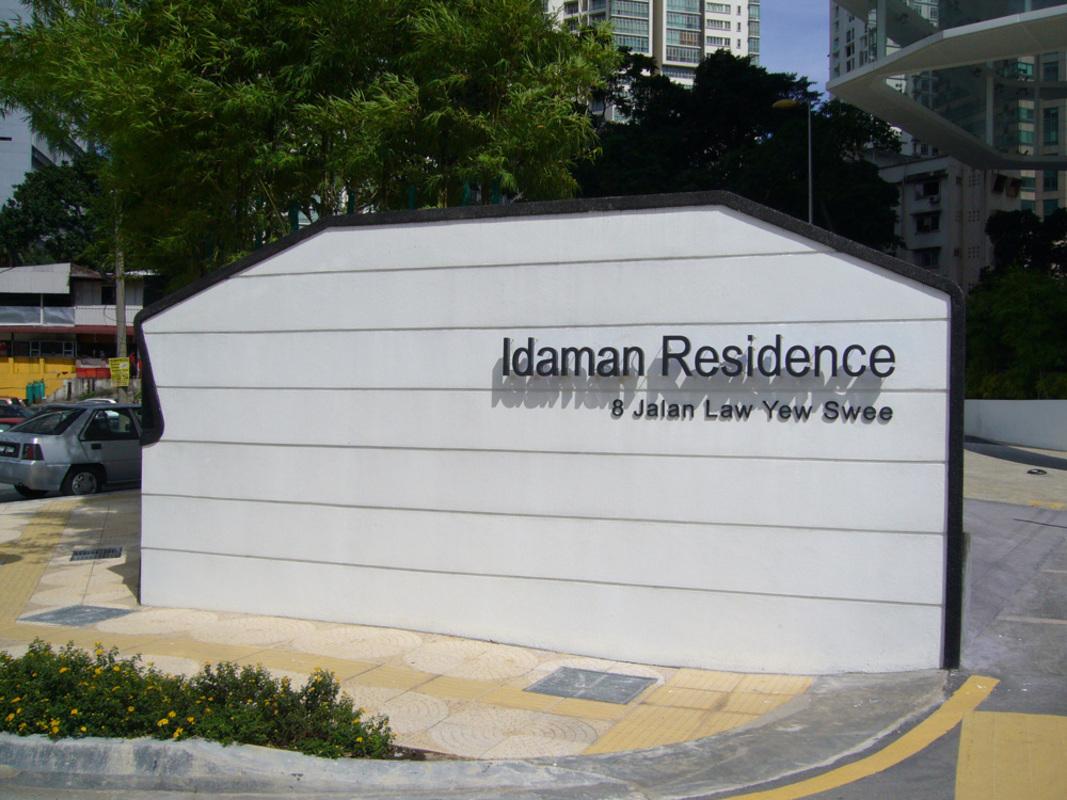 Idaman residence  2