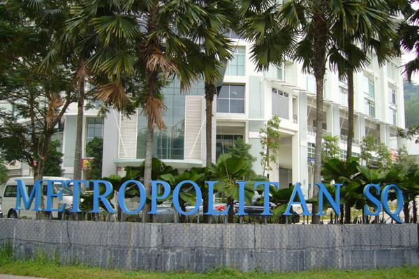 Metropolitan Square in Damansara Perdana