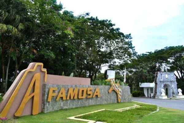 A'Famosa Resort in Alor Gajah