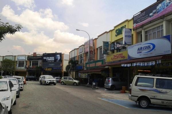 Taman Pendamar Indah 1's cover picture