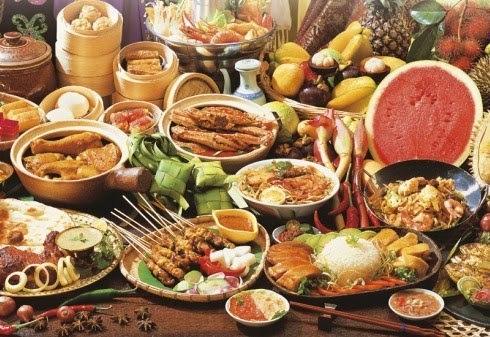 Malaysia food truncate