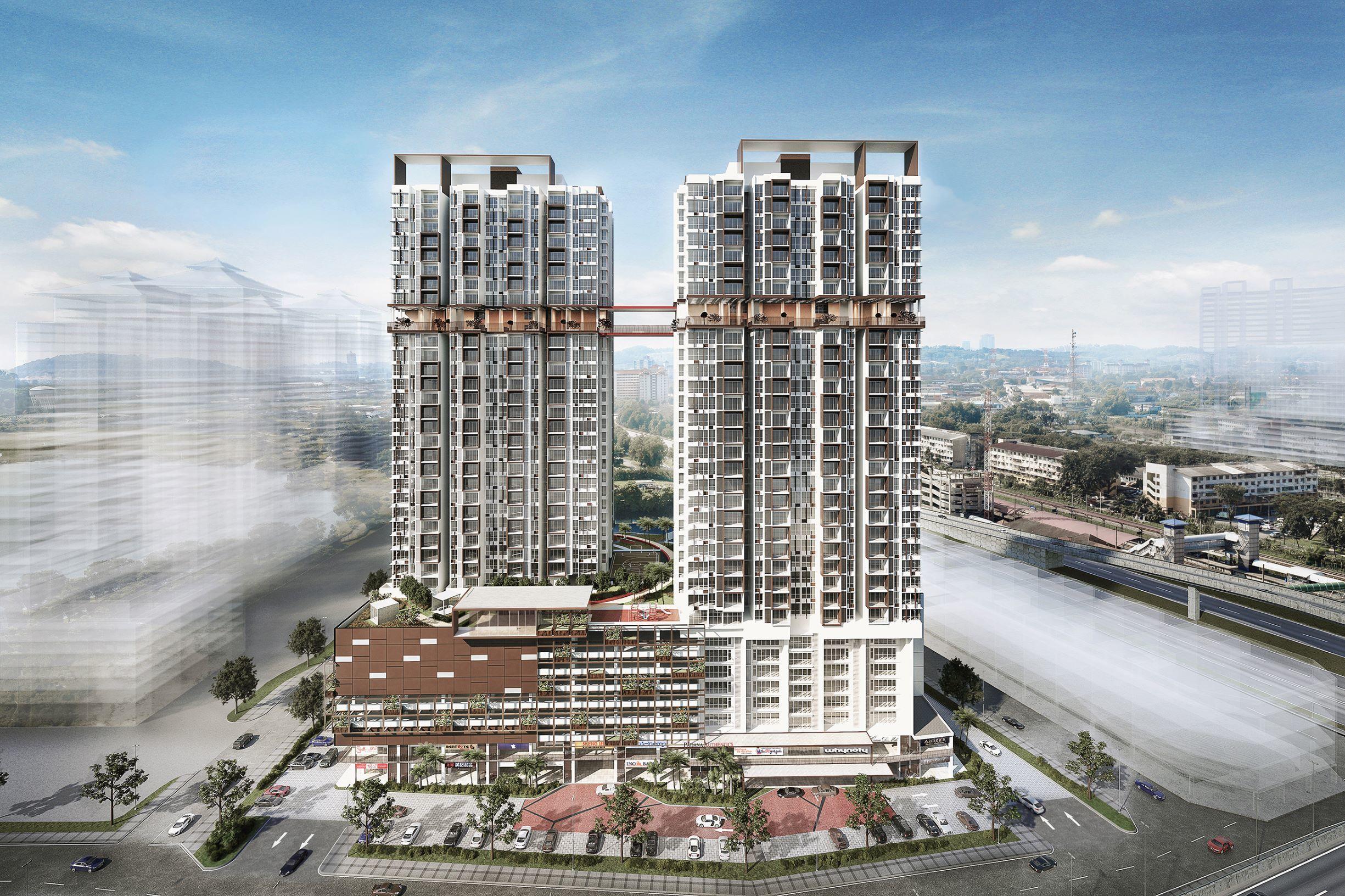 Hua yang astetica 01  facade day