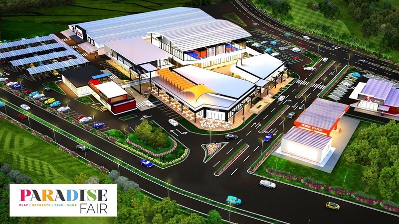 Retails lifestyle hub  paradise fair located at bandar tasik puteri recorded 50  of take up rate since its launch last year. truncate
