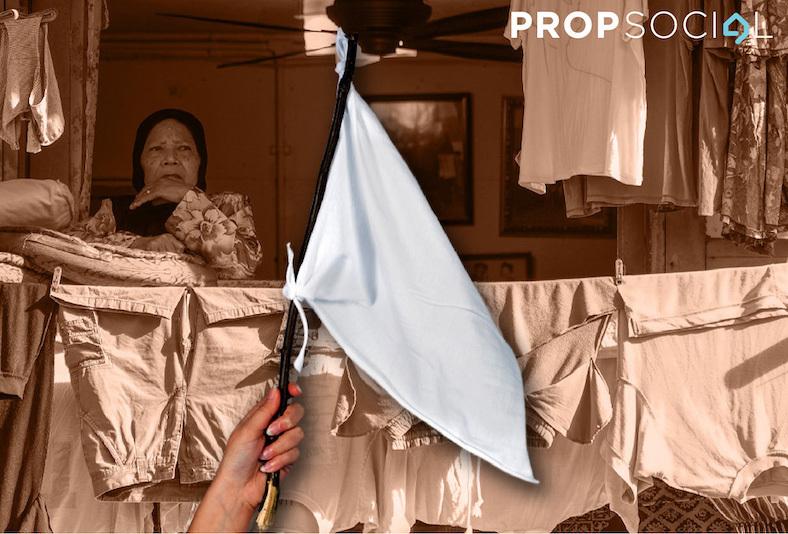 White flag 01