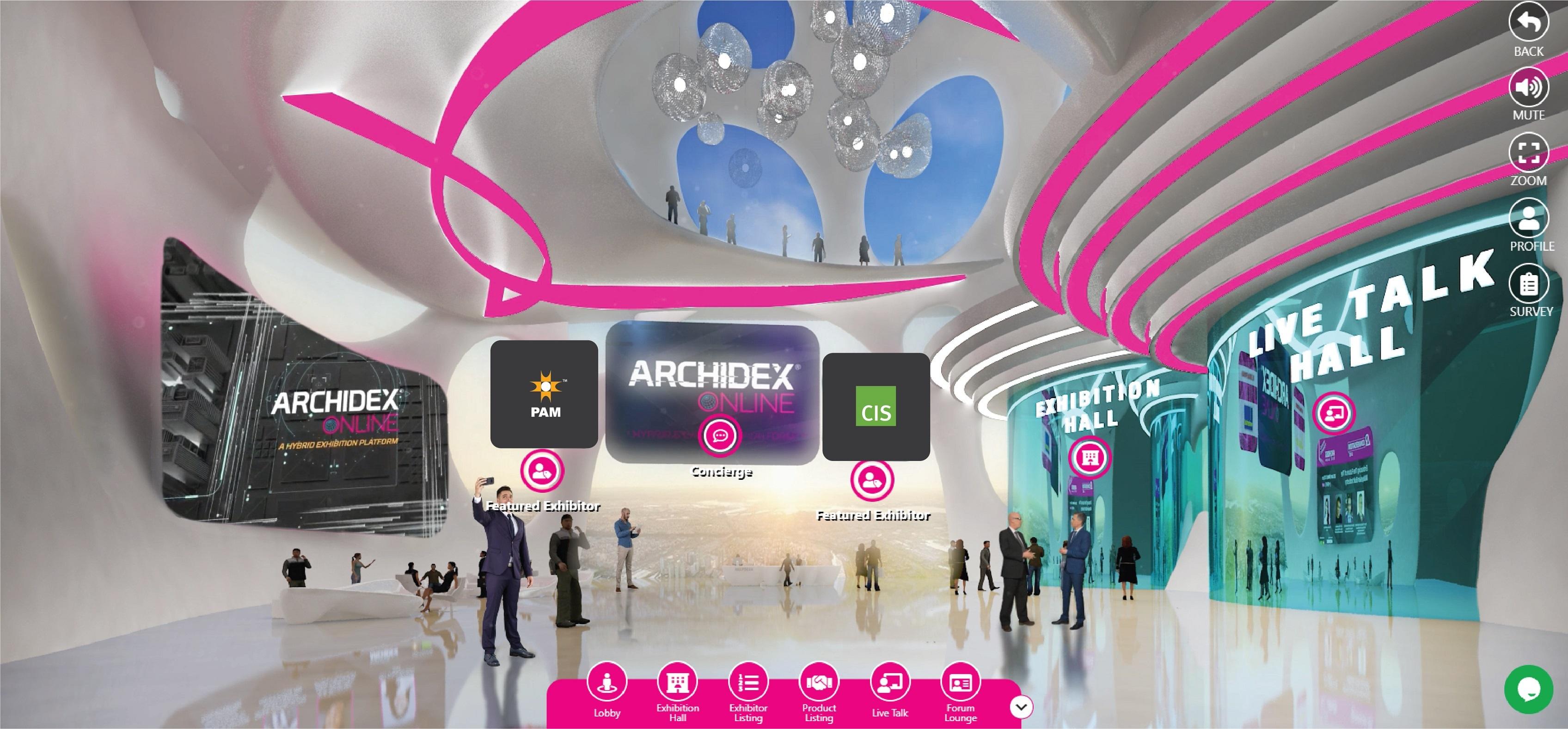 Pic 1   aro lobby