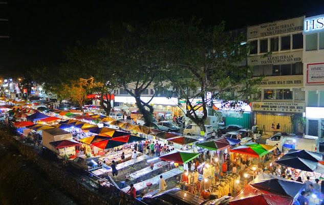 Property propsocial pasar malam taman connaught truncate