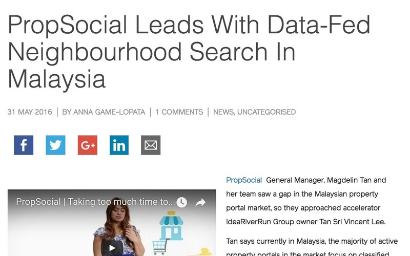 Propsocial leads with data fed neighbourhood search in malaysia truncate