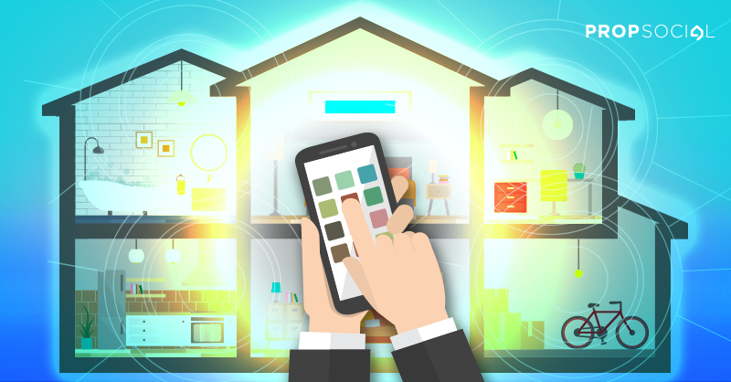 Gadgets to transform your home into smart home property propsocial truncate