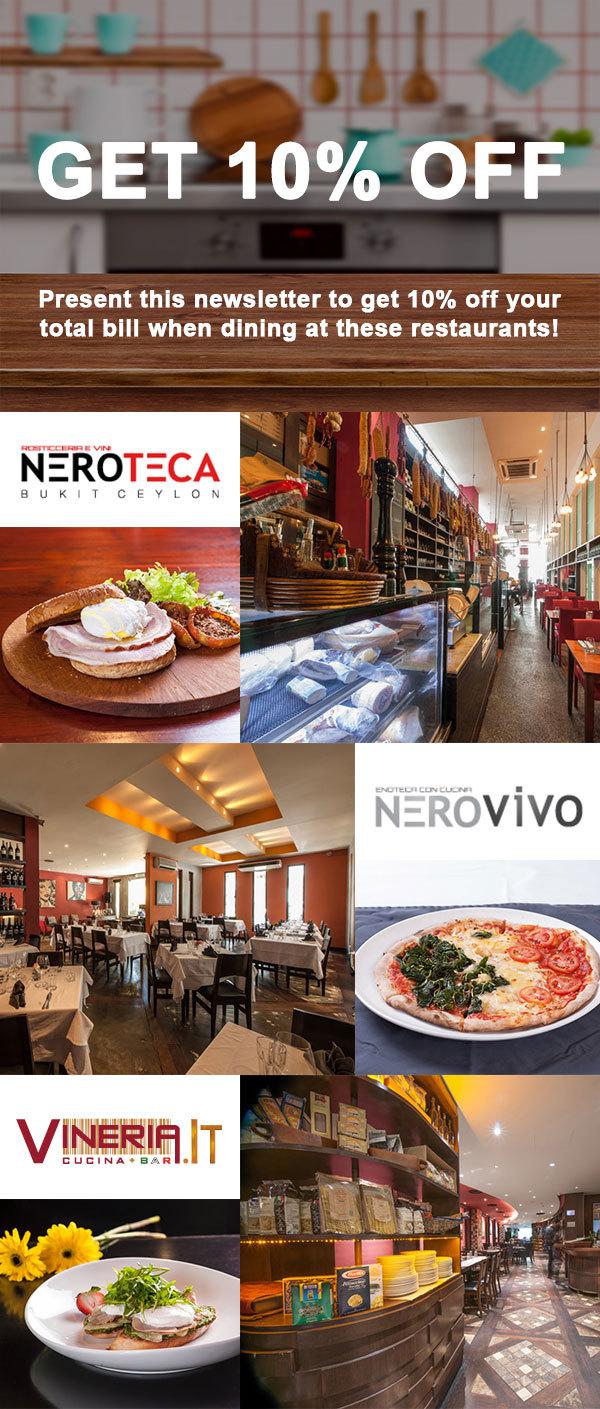 Propsocial restaurant offer promotion