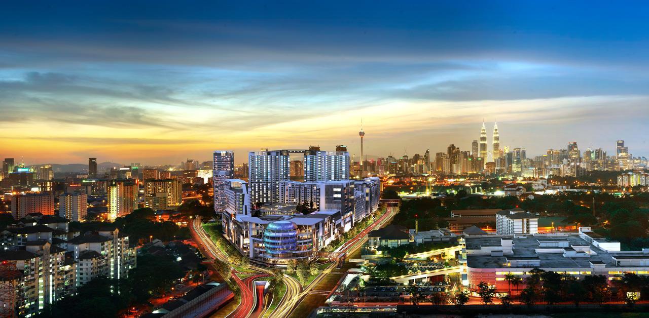 Propsocial top properties in klang valley