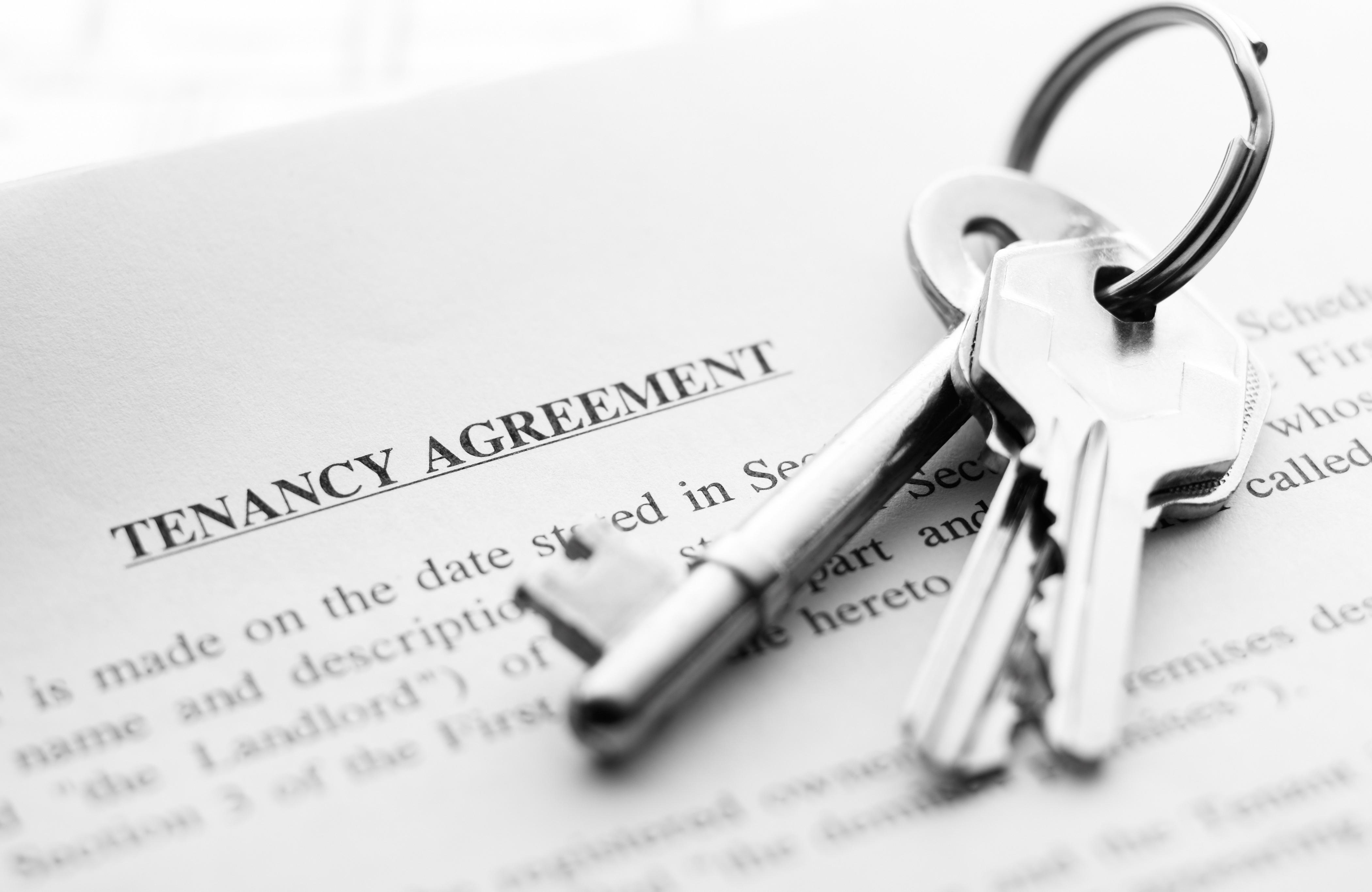 Propsocial property tenancy agreement