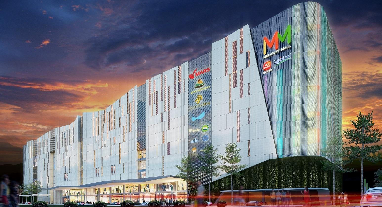 Propsocial property shopping mall melawati mall
