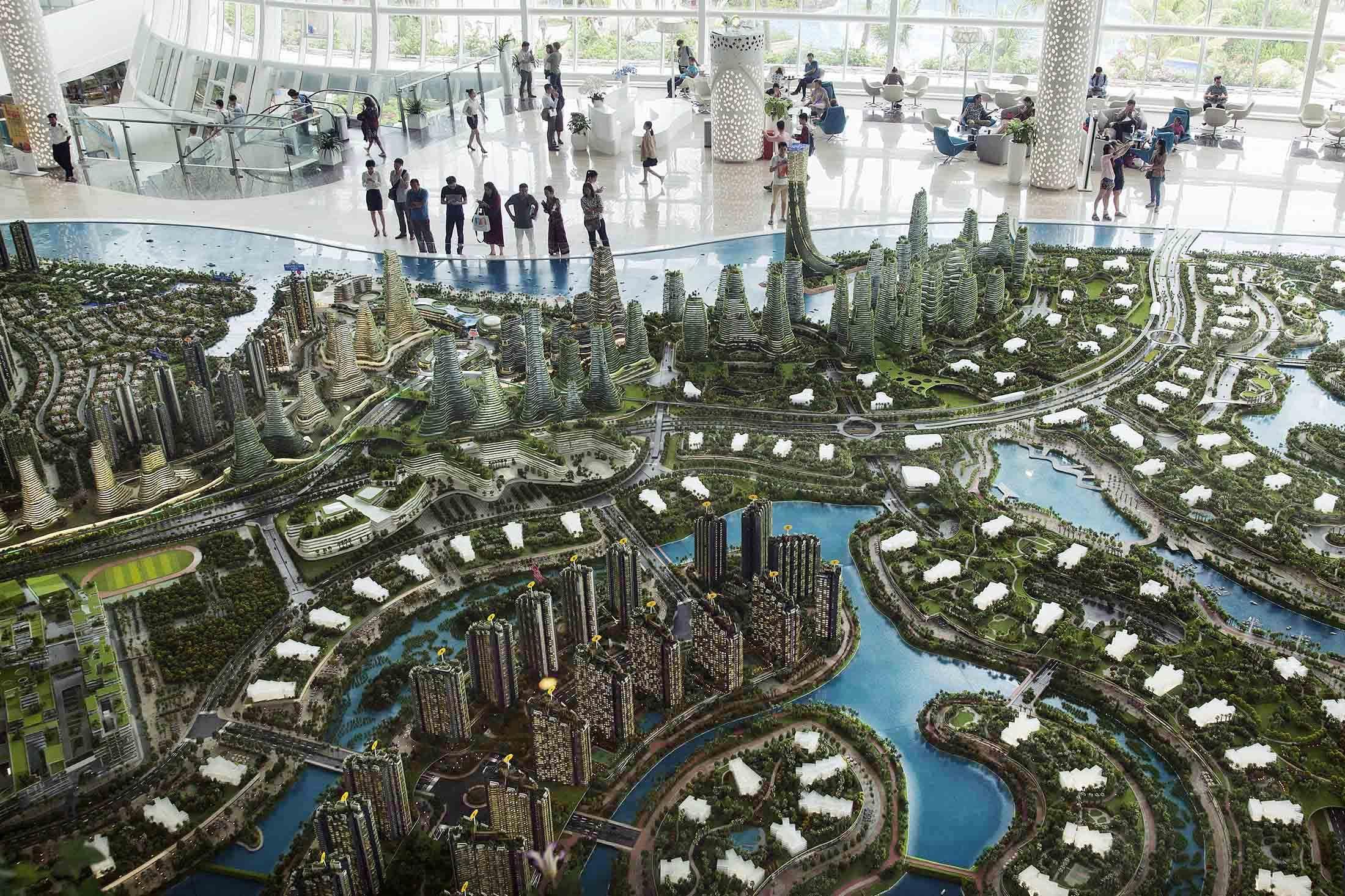 Propsocial property iskandar johor bahru china developer forest city 1