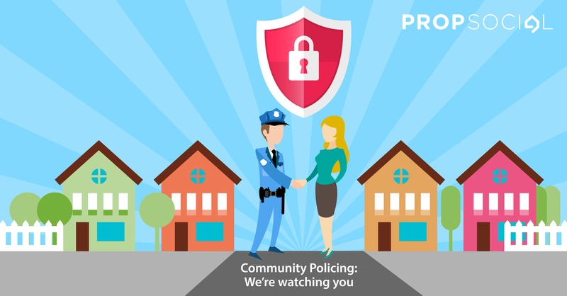Community policing truncate