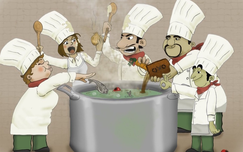 Cooks truncate