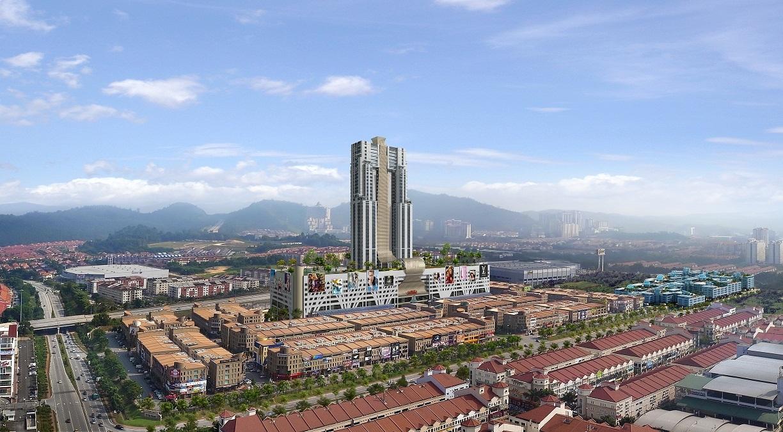 Kota damansara neighbourhood review area view