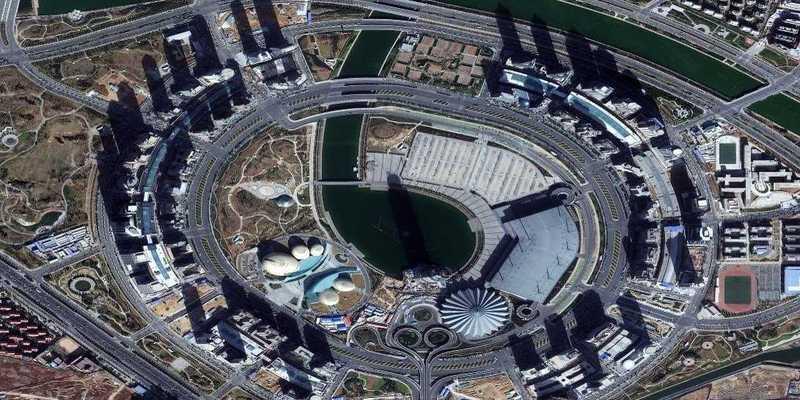 Satellite cities truncate