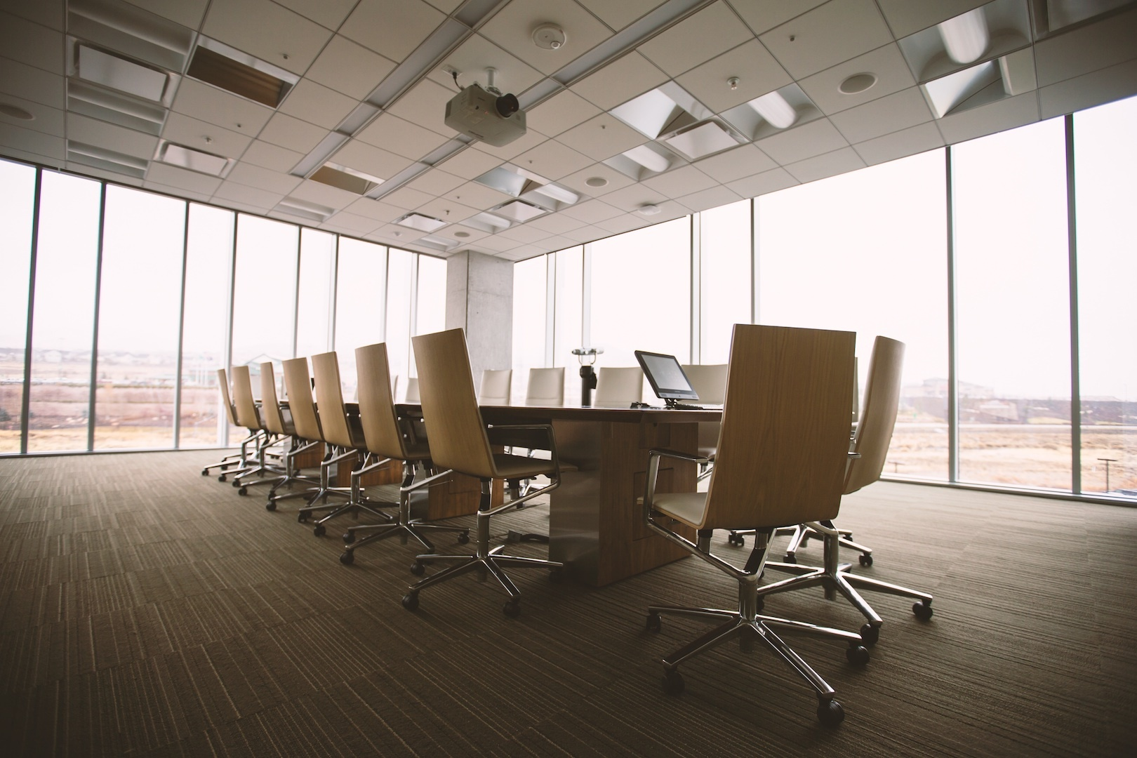 Buy or rent own office meeting room