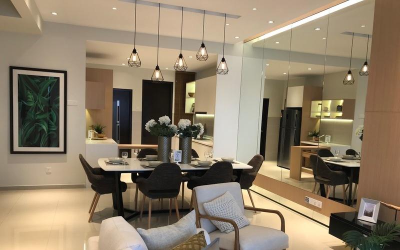 Puncak bestari 2 house for sale azalea living and dining truncate