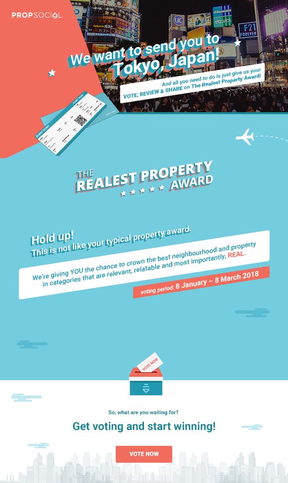 Realest property edm