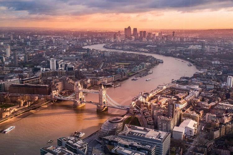 Worlds most expensive cities to own property london